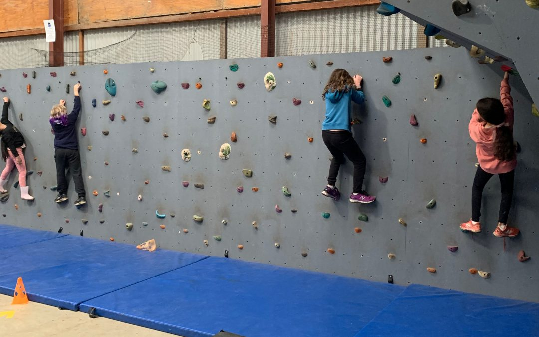 Year 4 camp at Woodhouse Activity Centre